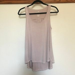 AEO Soft & Sexy lavender tank • small